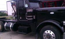 3 Custom Peterbilt 359 Grille Hood Decal Emblems Truck