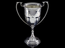 1936 London Art Deco Sterling Silver Trophy Cup