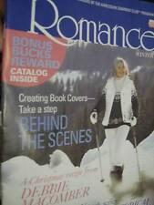 Harlequin Romance Magazine Winter 2007 Debbie Macomber Christmas Raisin Bars Rec