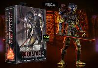 Neca Predator 2 - Ultimate Armored Perso Predator - Figura - Nuovo/Originale