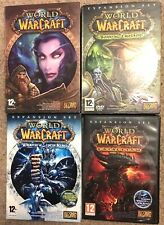 World of Warcraft + Burning Crusade + Wrath Of The Lich King + Cataclysm PC Mac