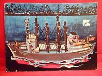 Postkarte Marine Schiffe Original Traditionsschiff Typ Frieden Schipbauumuseum