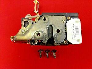 02-04 CHEVROLET TRAILBLAZER TRUNK LATCH LIFT GATE TAILGATE HATCH LOCK ACTUATOR