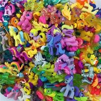15pcs Lot My Little Pony Friendship Is Magic Hasbro MLP Figure Boy Girl Toy