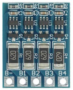4S LiPo Li-ion Balance Board 18650 BMS PCB Battery Protection 4.2V 16.8V