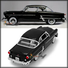 WELLY 1953 FORD VICTORIA BLACK 1/24 DIECAST MODEL CAR UN-BOXED NEW
