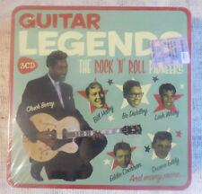 Guitar legend the rock 'n' roll pioneers -  Metal Box 3 CD SEALED