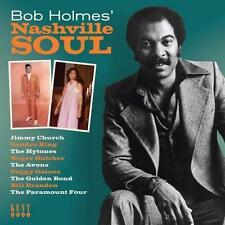 BOB HOLMES' NASHVILLE SOUL Various Artists NEW & SEALED 60s SOUL CD (KENT)