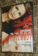 Loverboy (DVD, 2006), NEW AND SEALED, WIDESCREEN, REGION 1, A KEVIN BACON FILM
