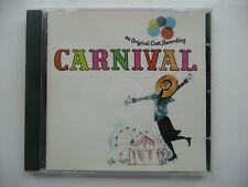 Carnival: An Original Cast Recording (CD 1989) Bob Merrill, US Import