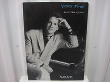 Spencer Brewer Solos for New Age Piano Sheet Music Song Book Songbook