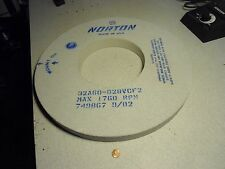 Norton Grinding Wheel 185 X 15 X 8