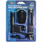 Vidpro Mini Condenser microphone XM-8 Kit for DSLR Cameras & Video Camcorders