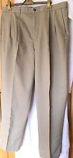 Men's Club Room Pantalones nuevos sin etiquetas talla 38 W y 30 longitud