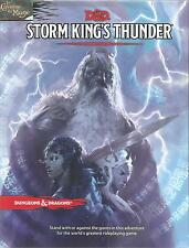 D&D DUNGEONS & DRAGONS RPG 5th - Storm King's Thunder VO NEW *RPG*