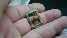 Lovely Post medieval bronze buckle 1600s to 1700s L219