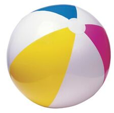 Large INFLATABLE BEACH BALL Giant Blow Up Holiday Pool Party Swimming Garden