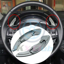 For Honda Accord Spirior Odyssey Acura 2pcs Steering Wheel Shifter Paddle Trim