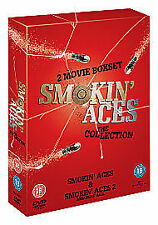 Smokin' Aces / Smokin' Aces 2 - Assassins' Ball (DVD, 2011, 2-Disc Set freepost