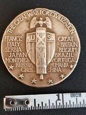 New ListingWorld War I Victory Medal designed by James Earle Fraser
