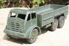 Foden Dinky Vintage Manufacture Diecast Commercial Vehicles