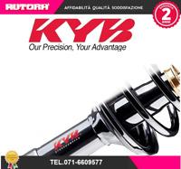 KIT2-G 4 Ammortizzatori ant+post.Fiat Panda 80> (KAYABA)