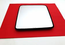 Fits 07-10 Jeep Wrangler Right Passenger Mirror Glass Flat w/ rear Holder OE
