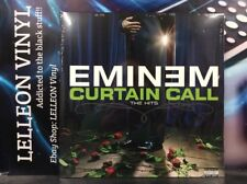 Eminem Curtain Call The Hits Double LP Album Vinyl Rap Hip Hop NEW & SEALED 00's