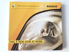 Renault Traffic Van Promotional Driving Music Audio CD Retro Cars Advert