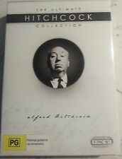 The Ultimate Hitchcock Collection (dvd R4 Very Good)