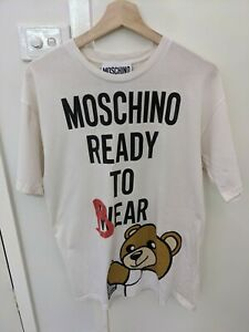Moschino Ready To Bear Tshirt