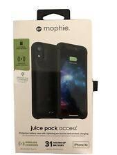 Mophie Juice Pack Access for Iphone XR - Black 401002821