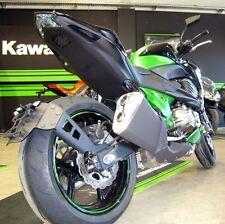 Support de plaque déporté  Ras de Roue Pour Kawasaki Z750 Z750R Z750S 07-12