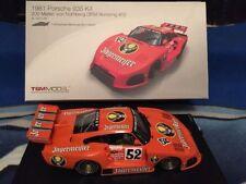 TrueScale Miniatures Porsche Diecast Racing Cars