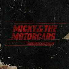 Micky And The Motorcars - Long Time Comin' (NEW CD)