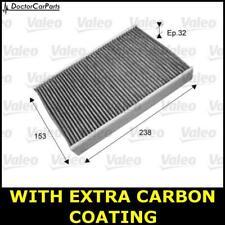 Pollen Cabin Filter Carbon FOR NISSAN JUKE 1.5 1.6 10->ON Diesel Petrol Valeo