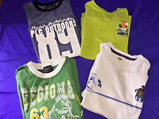 CHILDRENS PLACE/GAP  LOT OF BOYS SHIRTS SIZE M/8 ,EXCELLENT CONDITION
