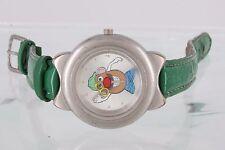 Rare Collectible Hasbro Mr Potato Head 3D 1998 Original Band Wrist Watch 2242B