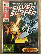 Silver Surfer #12 NM+ Abomination Appearance