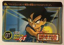 Dragon Ball GT Carddass Hondan PART 28 - 94