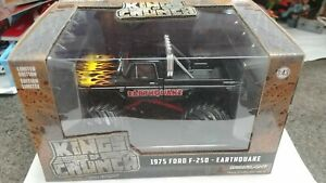 """Greenlight """"King of Crunch"""" 75 Ford Earthquake Greenie Mint Boxed"""
