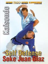 Kaisen-Do Self Defense DVD Soke Juan Diaz Selbstverteidigung Aiki-Ju-Jitsu