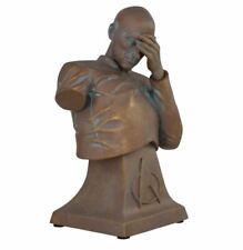 Star Trek TNG Captain Picard Facepalm Bust Bronze Rare Limited Edition 281 of500