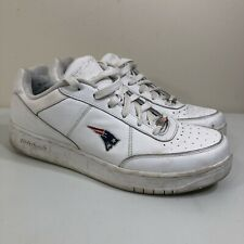 New England Patriots NFL Sneakers RBK Men's Size 13 Reebok Used Pre-Owned Shoes