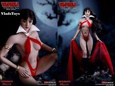 Phicen TBLeague 1/6 Scale Sexy Female Vampirella Action Figure Asian Version USA