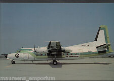 Aviation Postcard - Air Alsace Fokker F27 Friendship 200 Aeroplane  MB2648