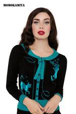 Cotton Blend Button Jumper/Cardigan Size Petite for Women