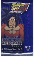 Dragon Ball GT CCG Complete your Unlimited Shadow Dragon Saga Choose your cards!