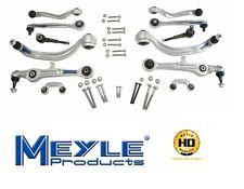 Meyle Heavy Duty Front Suspension 12-Piece Control Arm Kit Audi A4 & Quattro S4