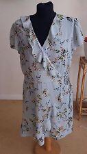 Ladies/girls cool floppy feel wrap summer dress size 16 from Primark